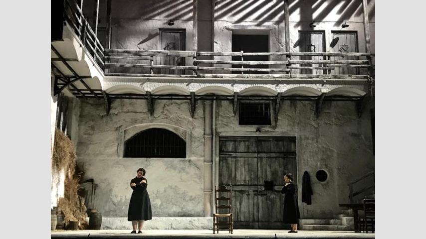 LA CASA DE BERNARDA ALBA en el Teatro de la Zarzuela