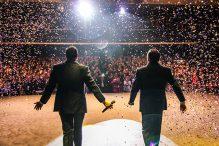 LOS MORANCOS x 40 + en el Teatro Rialto