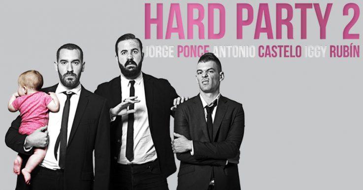 HARD PARTY 2.0 en el Palacio de la Prensa