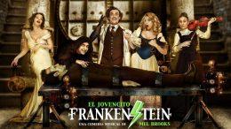 EL JOVENCITO FRANKENSTEIN en el Teatro EDP GRAN VÍA