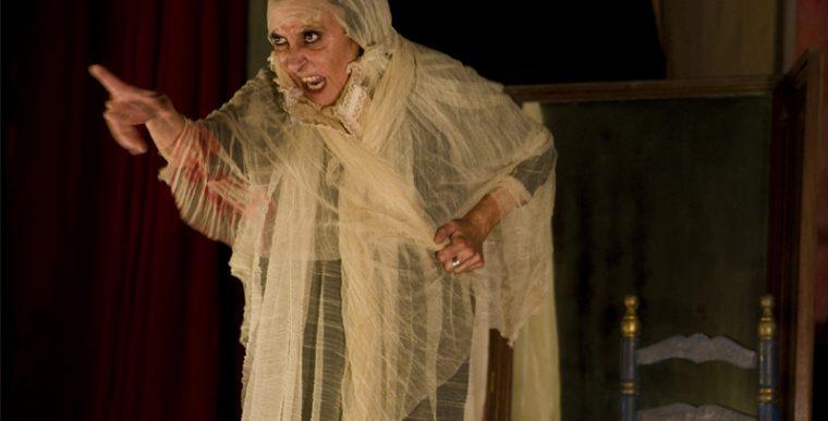 LAS TEODORAS en el Teatro Tribueñe