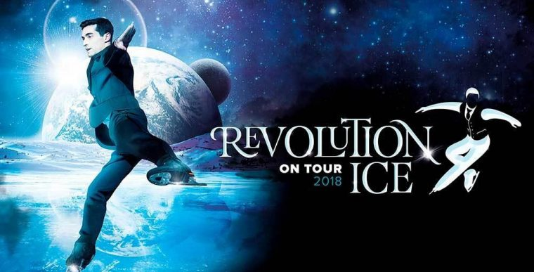 REVOLUTION ON ICE on Tour