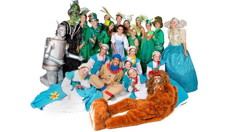 EL MAGO DE OZ (THE WIZARD OF OZ) en el Teatro Reina Victoria