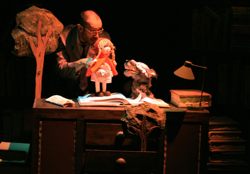 MADRIONETAS en el Teatro Fernán Gómez