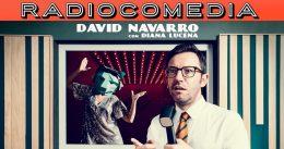 RADIOCOMEDIA con David Navarro, en el Teatro Príncipe Gran Vía