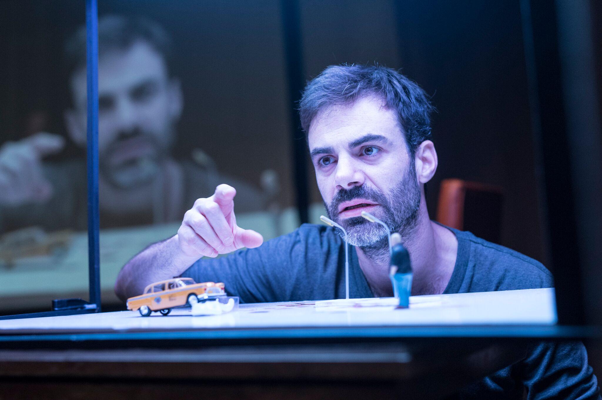 CATÁSTROFE, de Antonio Rojano, en Sala Cuarta Pared - Madrid Es Teatro
