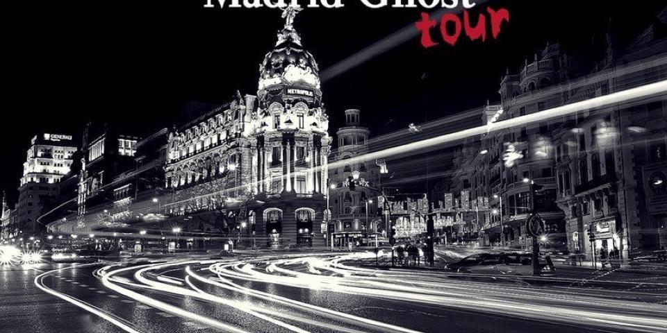 MADRID GHOST TOUR