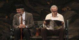 PARQUE LEZAMA en el Teatro Fígaro