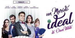 UN MARIDO IDEAL en el Teatro Príncipe Gran Vía