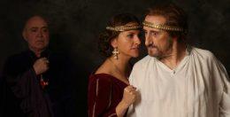 EDUARDO II, OJOS DE NIEBLA en el Teatro Bellas Artes