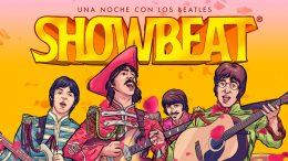 SHOWBEAT, UNA NOCHE CON LOS BEATLES, en el Teatro Fígaro