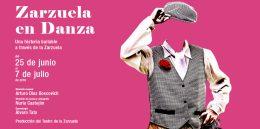 ZARZUELA EN DANZA en el Teatro de la Zarzuela