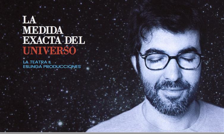 LA MEDIDA EXACTA DEL UNIVERSO en Nave 73