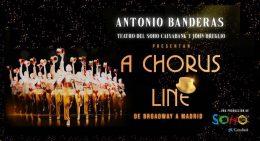 A CHORUS LINE, el musical, Teatro Calderón