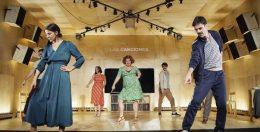 LAS CANCIONES en el Pavón Teatro Kamikaze