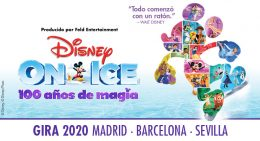 DISNEY ON ICE 100 AÑOS DE MAGIA en el Wizink Center