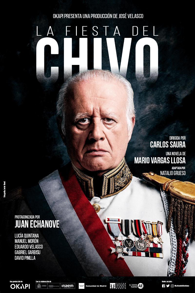 LA FIESTA DEL CHIVO en el Teatro Infanta Isabel