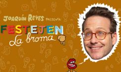JOAQUíN REYES, FESTEJEN LA BROMA en el Teatro La Latina
