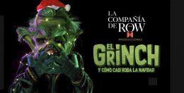 EL GRINCH Y CÓMO (CASI) ROBA LA NAVIDAD en el Teatro Infanta Isabel