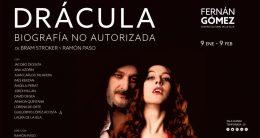 DRÁCULA. BIOGRAFÍA NO AUTORIZADA en el  Teatro Fernán Gómez