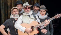 CARSI. UNA COMEDIA DE CÓMICOS CLÁSICOS en el Teatro de la Abadía