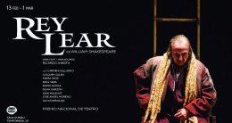 EL REY LEAR en el Teatro Fernán Gómez