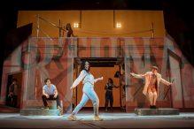 FORTUNATA Y BENITO en los Teatros del Canal