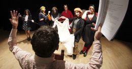 LOS HAMLETS en los Teatros Luchana
