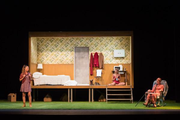 LA PASIÓN DE YERMA en los Teatros del Canal - Madrid Es Teatro