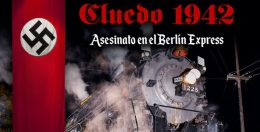 CLUEDO 1942: ASESINATO EN EL BERLÍN EXPRESS en la Caja Lista