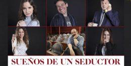 SUEÑOS DE UN SEDUCTOR en el Teatro Lara