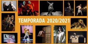 PROGRAMACIÓN TEATRO FERNÁN GÓMEZ (sep. 2020 / abril 2021)