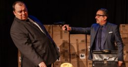 LA VENGANZA DEL SEÑOR PELLICER en Teatro Nueve Norte