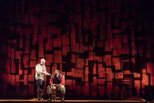 LA ZANJA. ENCUENTRO ENTRE DOS MUNDOS, en el Teatro del Barrio