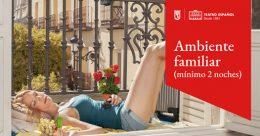 AMBIENTE FAMILIAR (Mínimo 2 noches) en el Teatro Español