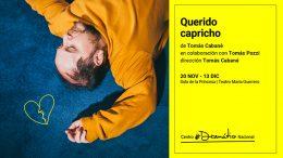 QUERIDO CAPRICHO en el Teatro María Guerrero