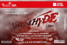 JEKYLL Y HYDE el musical, en los Teatros del Canal