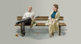 EL BESO en el Teatro Español