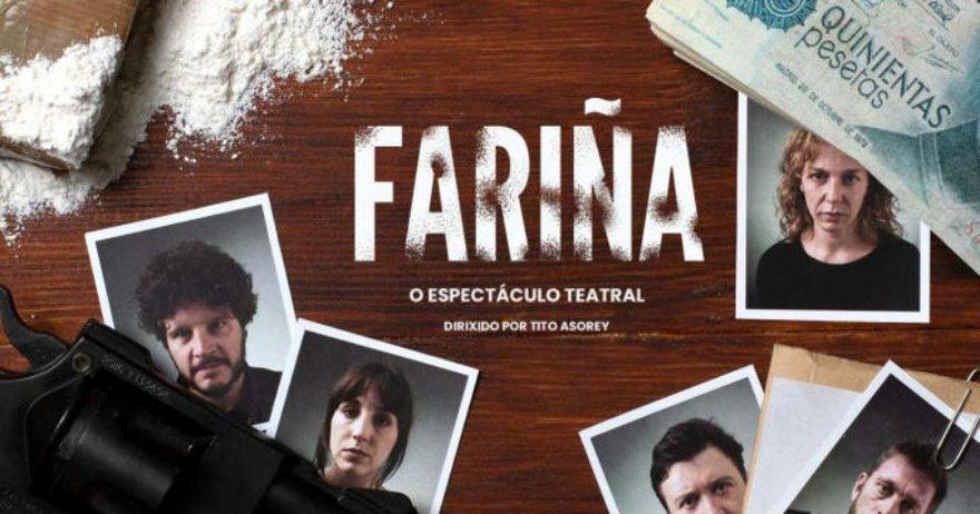 FARIÑA en el Teatro Cofidis Alcázar