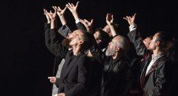 DANCING WITH FROGS en el Teatro Español