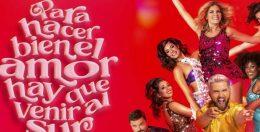 PARA HACER BIEN EL AMOR HAY QUE VENIR AL SUR en el Teatro la Latina