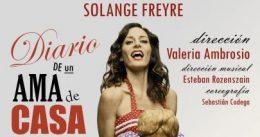 DIARIO DE UN AMA DE CASA en los Teatros Luchana