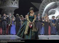 UN BALLO IN MARCHERA en el Teatro Real