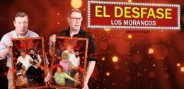 LOS MORANCOS EL DESFASE, en el Teatro Rialto