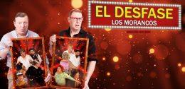 LOS MORANCOS EL DESFASE, en el Nuevo Teatro Alcalá