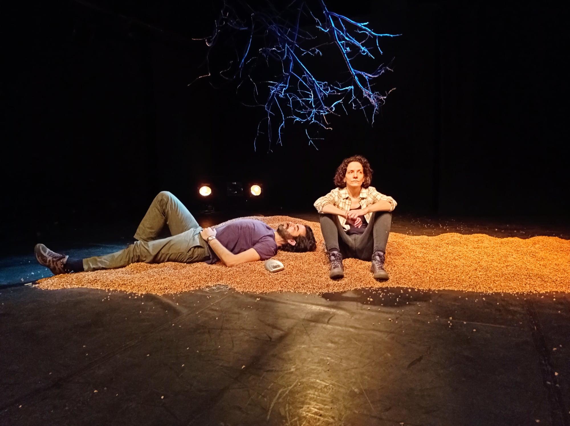 LOS AÑOS ELÁSTICOS en Nave 73 - Madrid Es Teatro