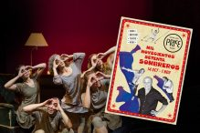 MIL NOVECIENTOS SETENTA SOMBREROS en el Teatro Circo Price