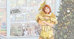 EL RETORNO DE COMETA, Circo Price en navidad