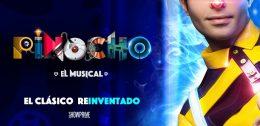 PINOCHO EL MUSICAL en el Teatro Calderón