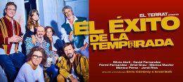 EL ÉXITO DE LA TEMPORADA en el Teatro La Latina